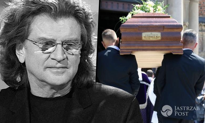 Zbigniew Wodecki pogrzeb przemowa