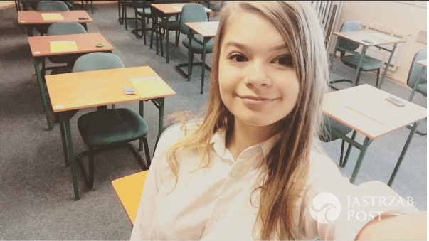 Julia Wróblewska - Matura 2017