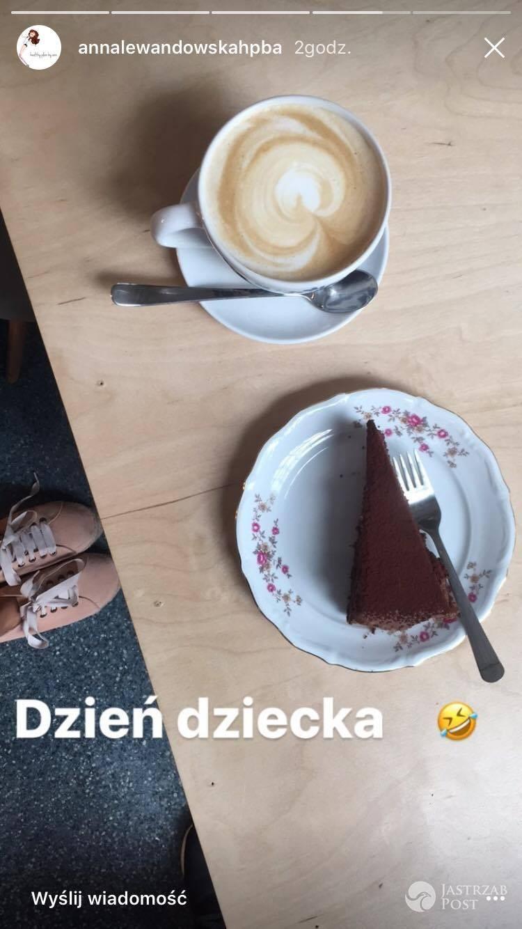 Anna Lewandowska złamała zasady diety