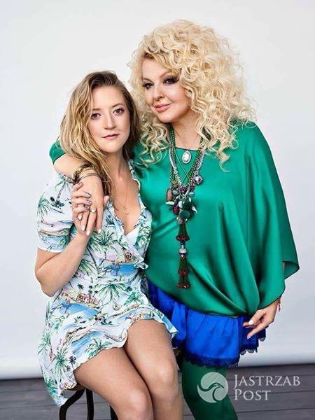 Magda Gessler z córką, Larą Gessler - Facebook