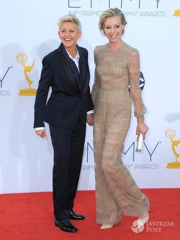 Ellen DeGeneres z partnerką
