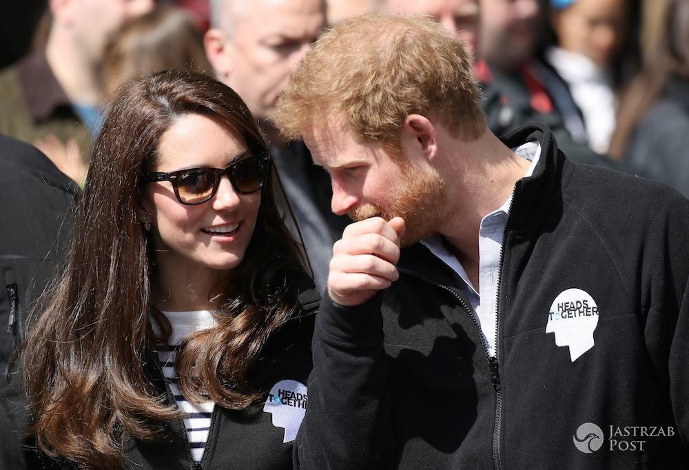 Książę Harry i księżna Kate szykują rewolucję na dworze królewskim