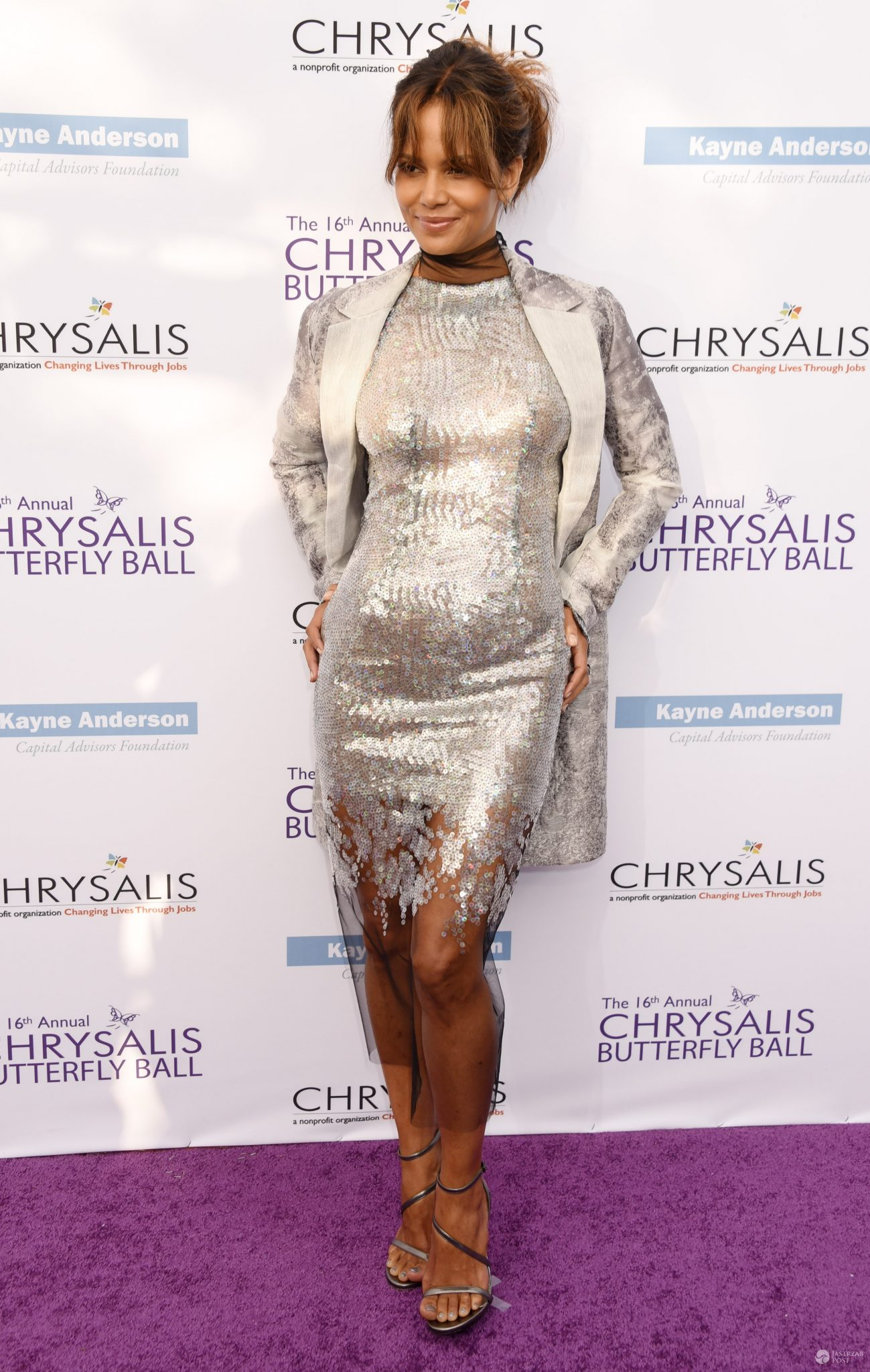 June 3, 2017 Los Angeles, CA Halle Berry 16th Annual Chrysalis Butterfly Ball held at a Private Residence in Mandeville Canyon ©Janet Gough / AFF-USA.COM