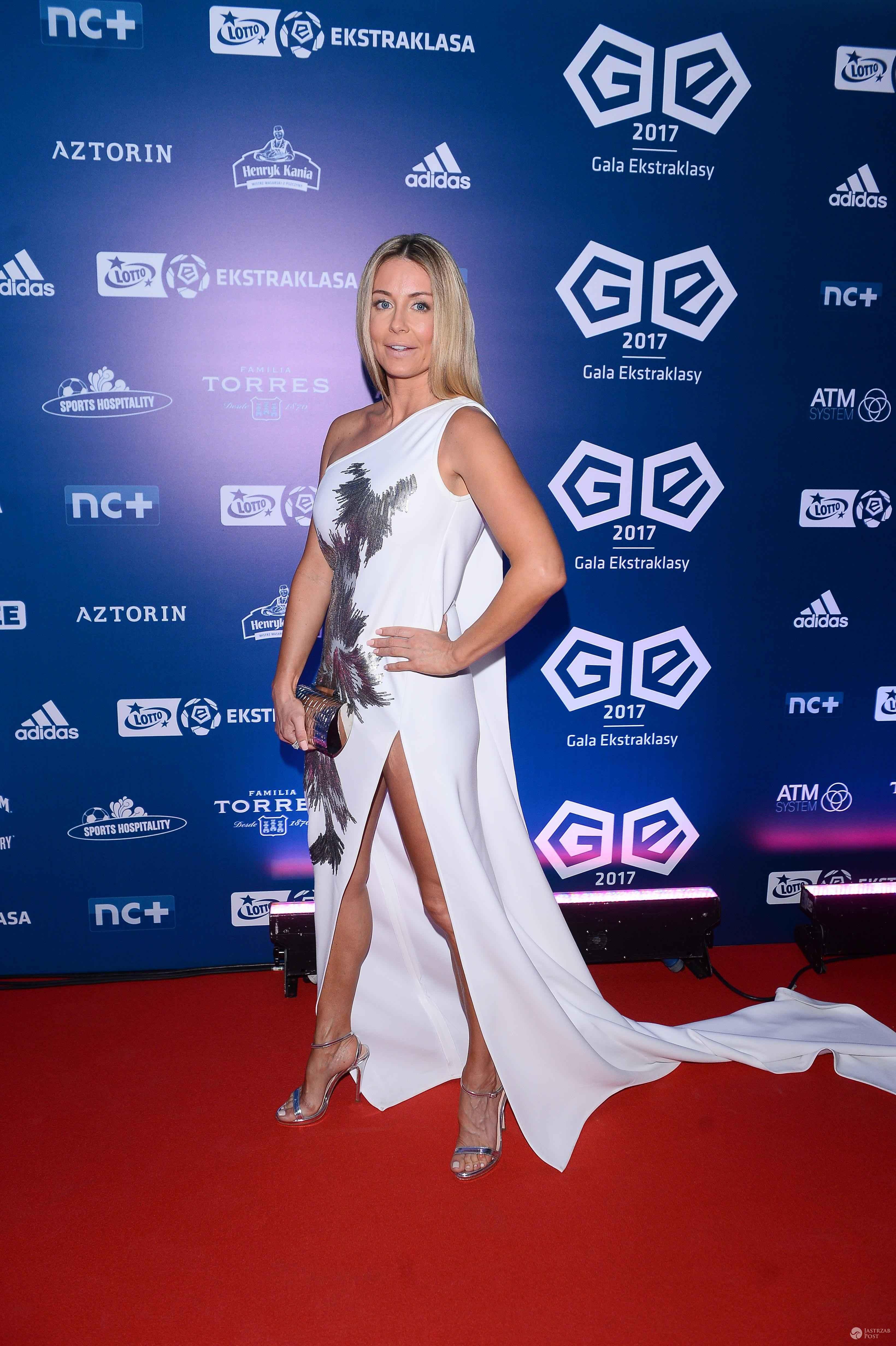 Małgorzata Rozenek - Gala LOTTO Ekstraklasy 2016/2017