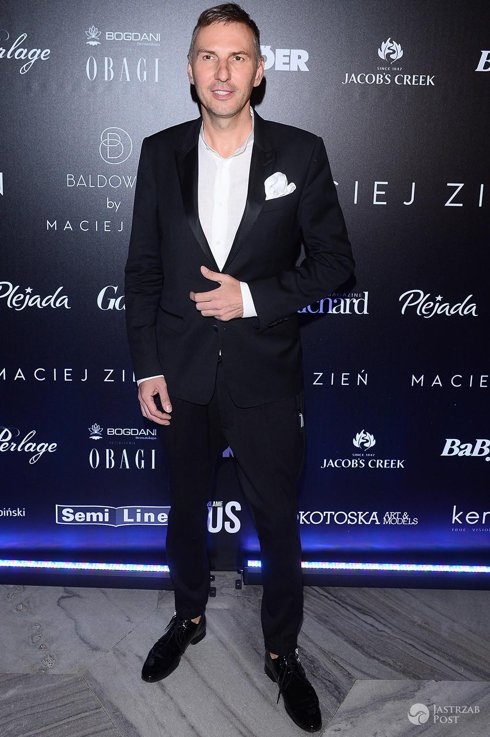 Krzysztof Gojdź - Maciej Zień pokaz 2017