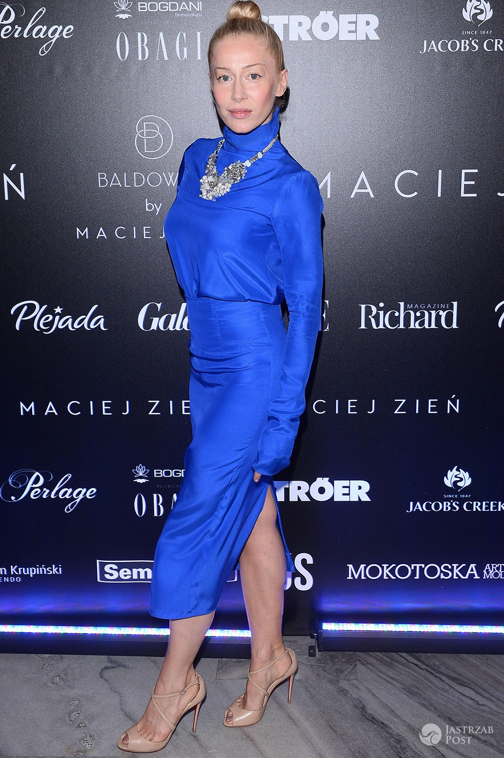 Katarzyna Warnke - Maciej Zień pokaz 2017