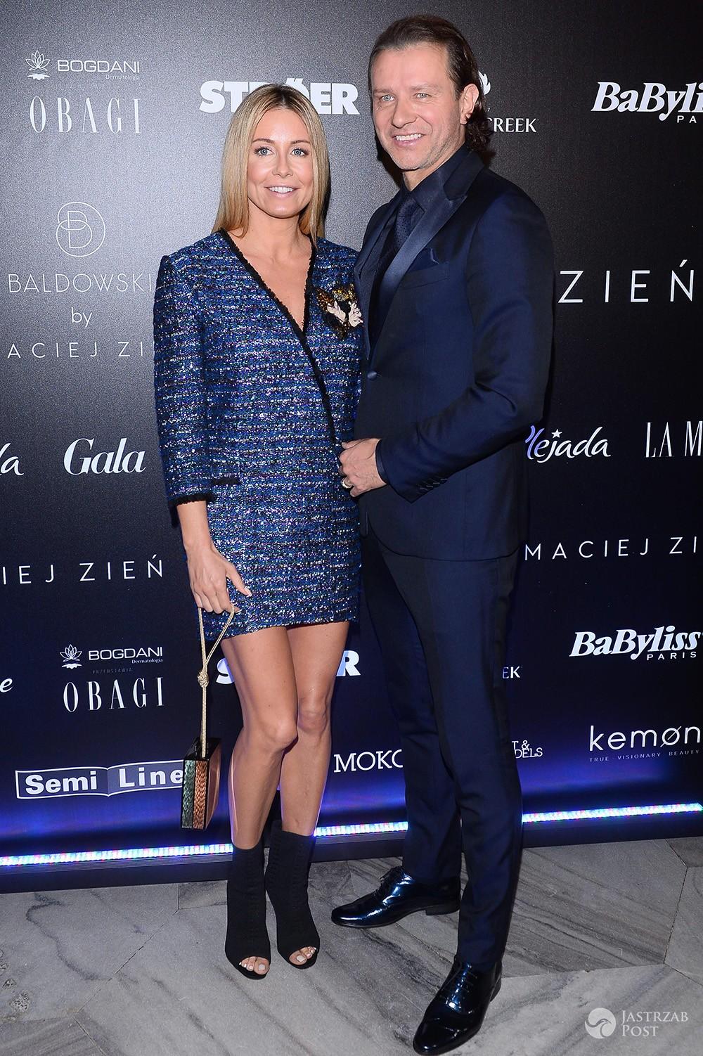 Małgorzata Rozenek i Radosław Majdan - Maciej Zień pokaz 2017