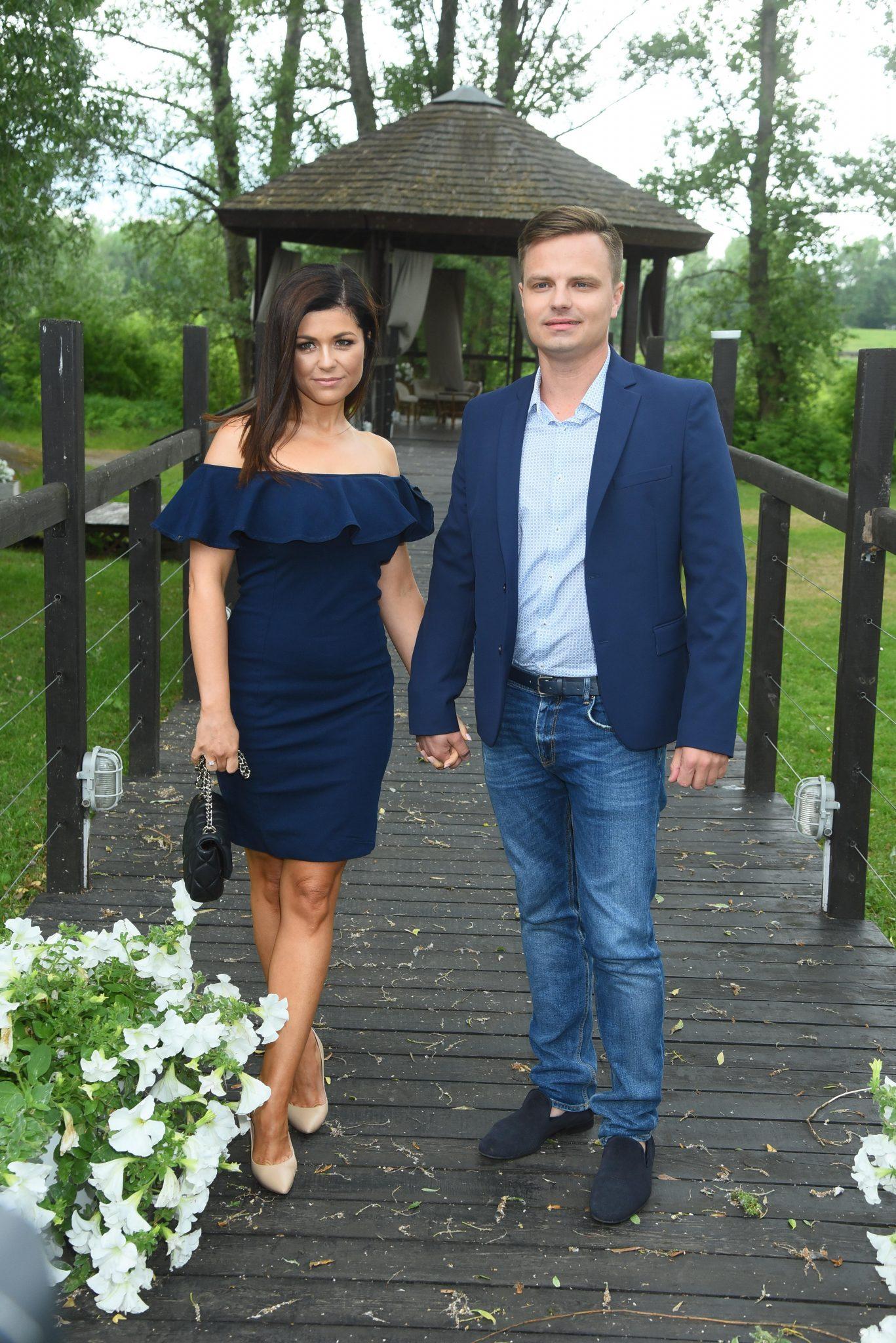 Kasia Cichopek i Marcin Hakiel - Nest Bank Superfotelik 2017