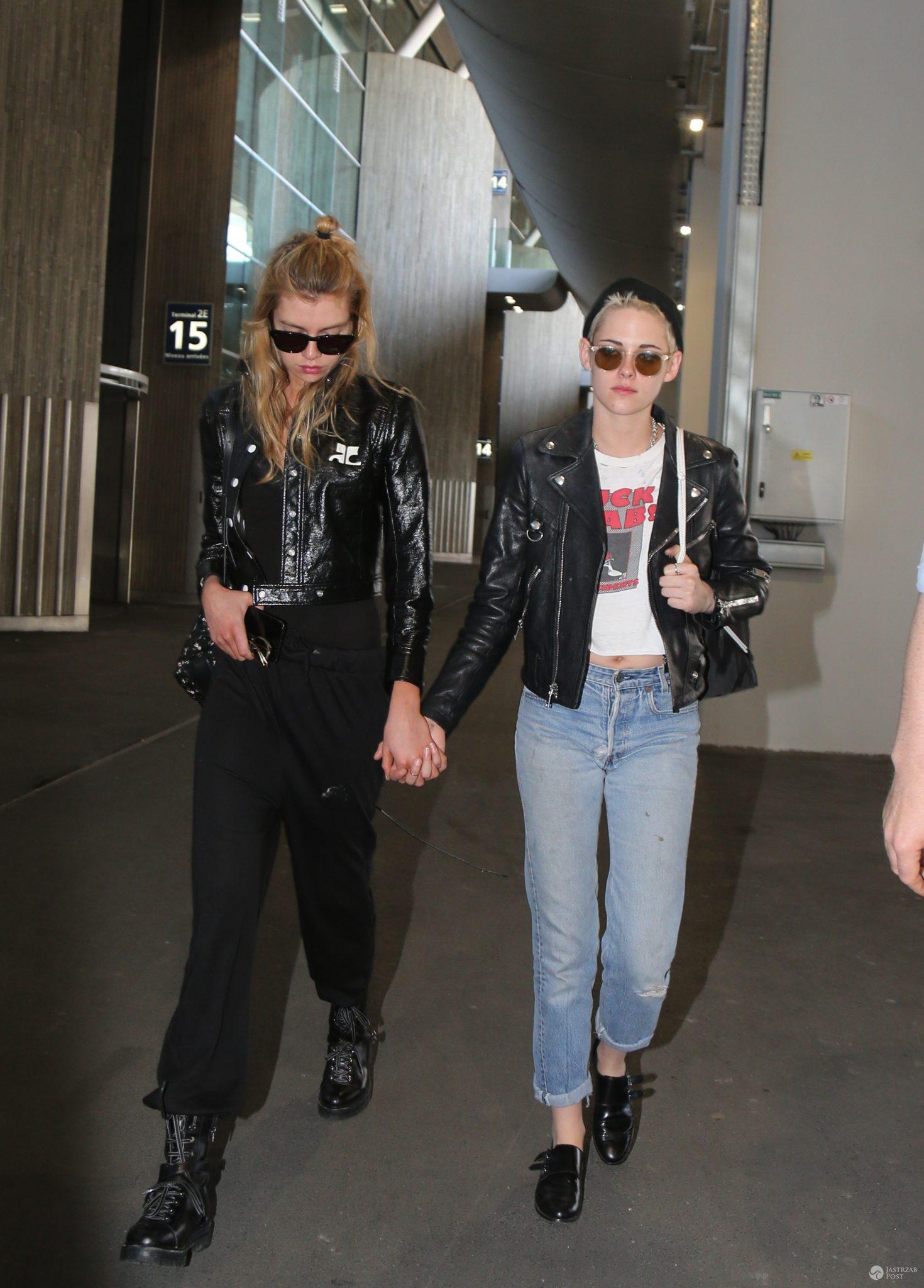 Kristen Stewart i Stella Maxwell