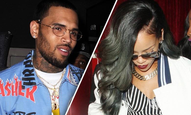 Chris Brown i Rihanna