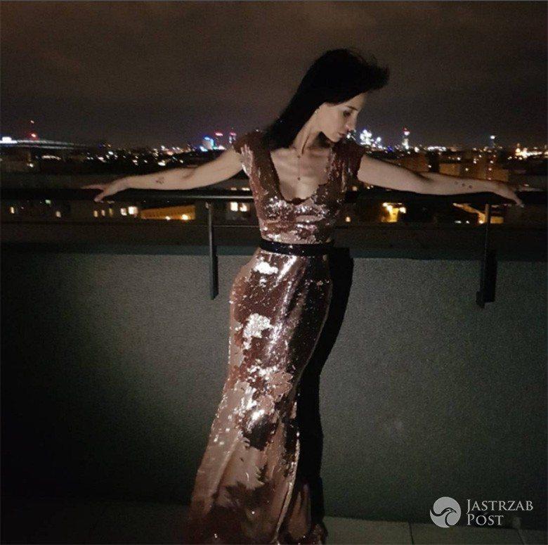 Karolina Malinowska zrobiła zdjęcie Violi Kołakowskiej