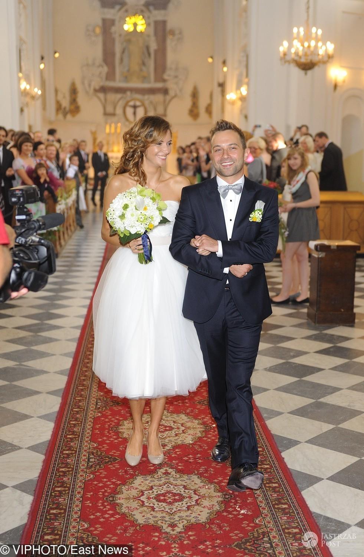 Marcin Hycnar i Kamila Boruta rozstali się