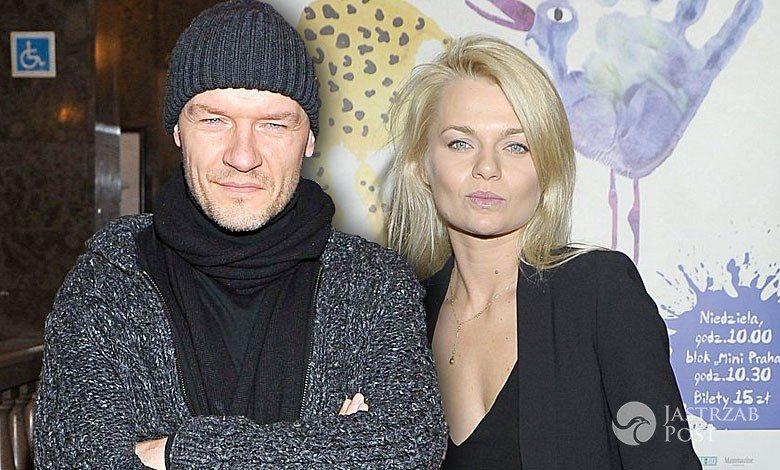 Emilia Komarnicka i Redbad Klijnstra są parą