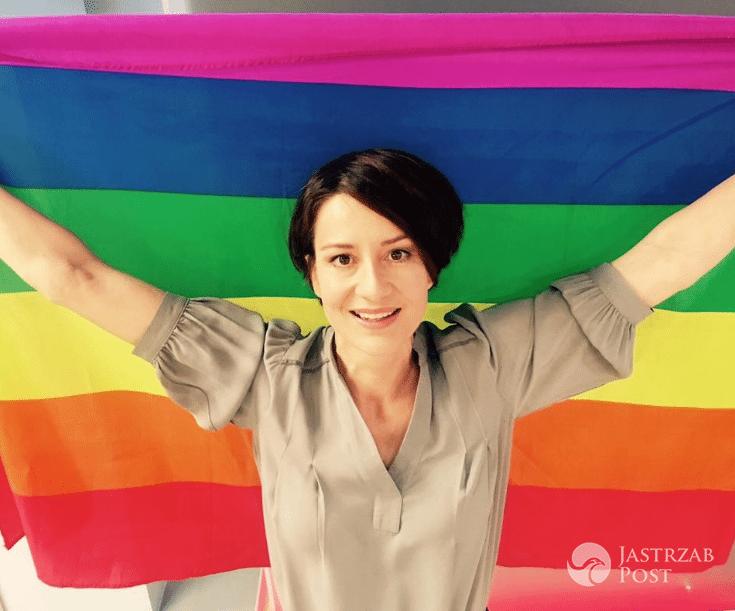 Maja Ostaszewska - Parada Równości 2017