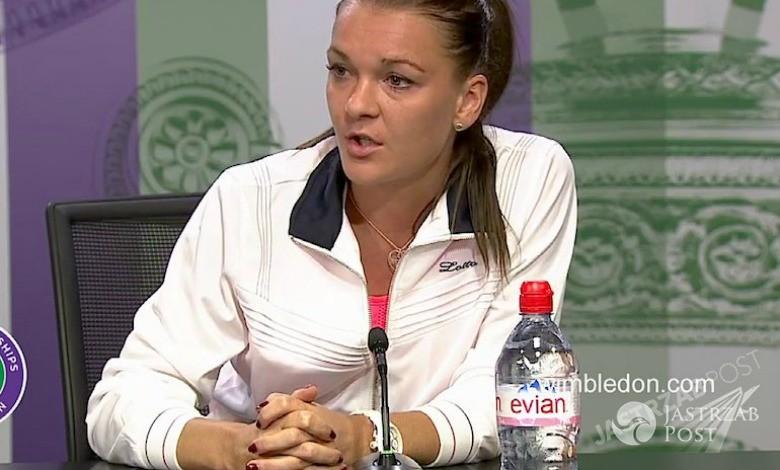 Agnieszka Radwńska - oficjalny komunikat