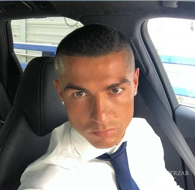 ceb268d3a Nowa fryzura Cristiano Ronaldo skrytykowana przez fanów