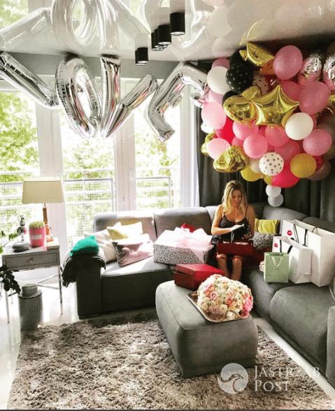 Małgorzata Rozenek świętuje 39 urodziny