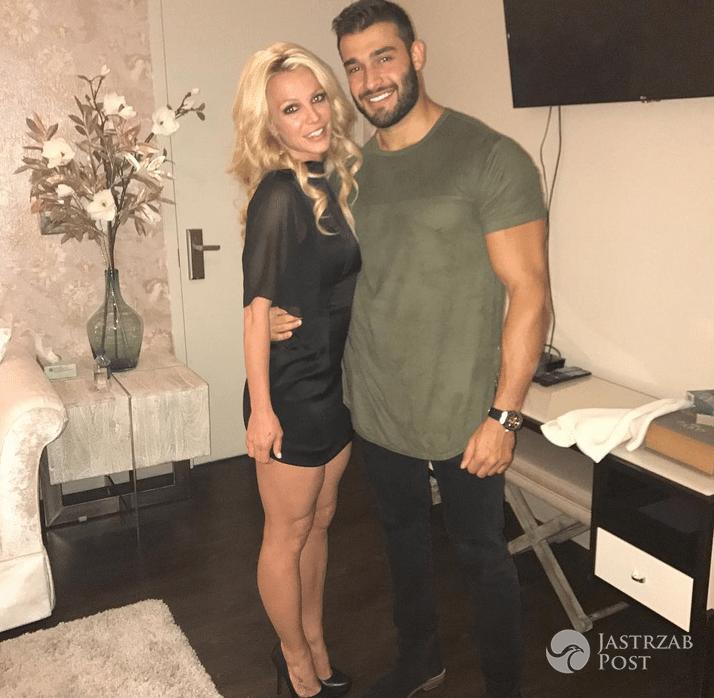 Sam Asghari i Britney Spears planują się pobrać