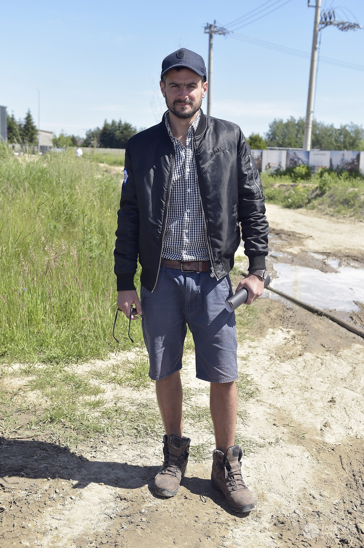 Antoni Pawlicki - na VIP CROSS 2017