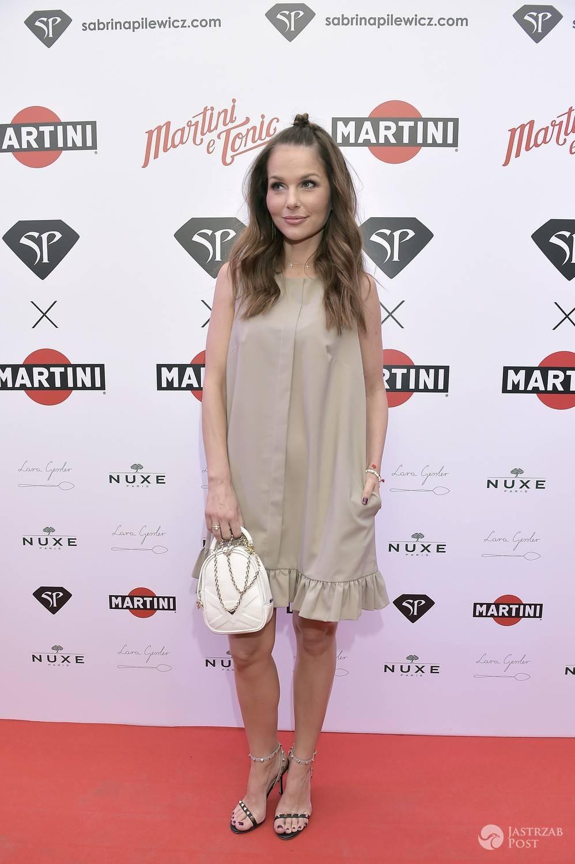 Paulina Sykut - Sabrina Pilewicz x Martini