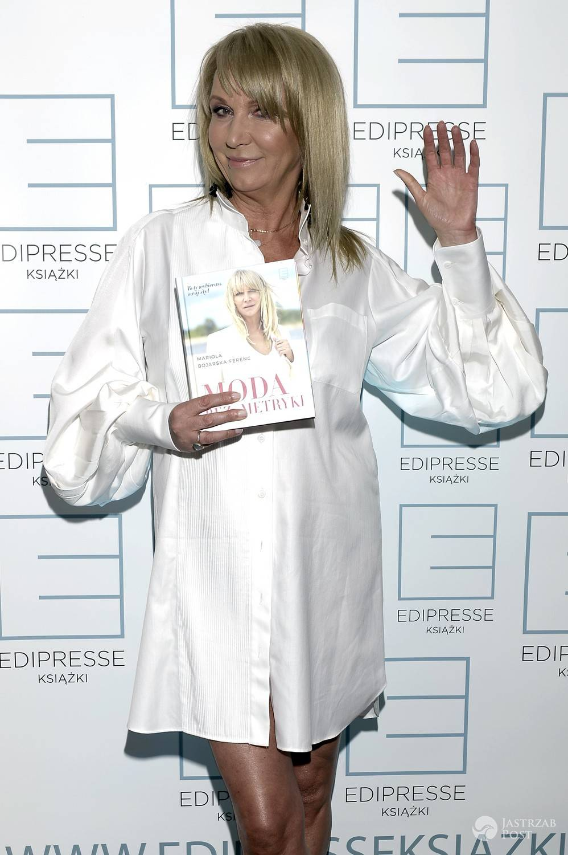 Mariola Bojarska-Ferenc - premiera książki Moda bez Metryki