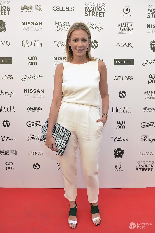 Odeta Moro - Warsaw Fashion Street 2017