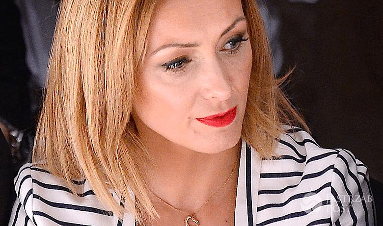 Anna Kalczyńska okradziona