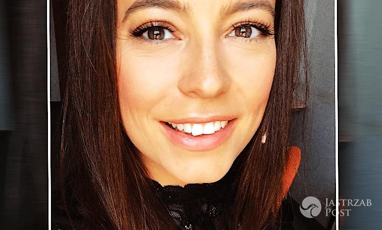 Anna Mucha selfie