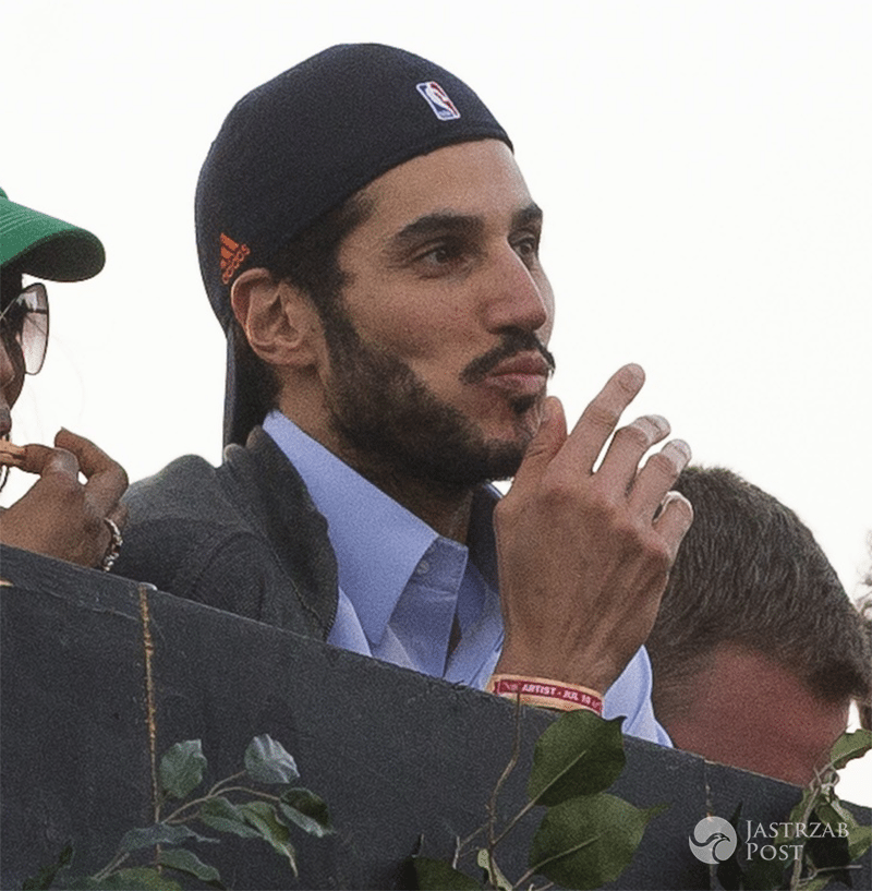 Hassan Jameel - nowy partner Rihanny