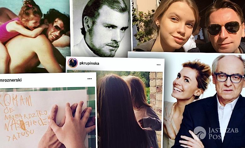Dzień Ojca 2017 gwiazdy Instagram