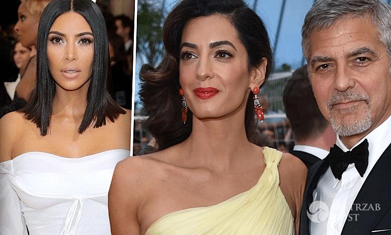 Kim Kardashian i Clooney