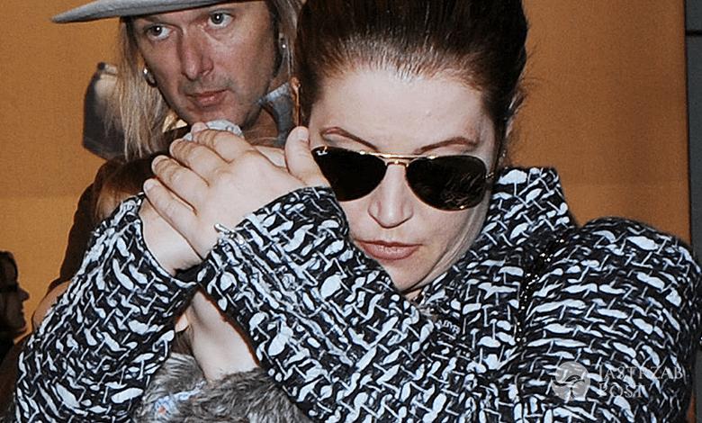 Lisa Marie Presley narkotyki