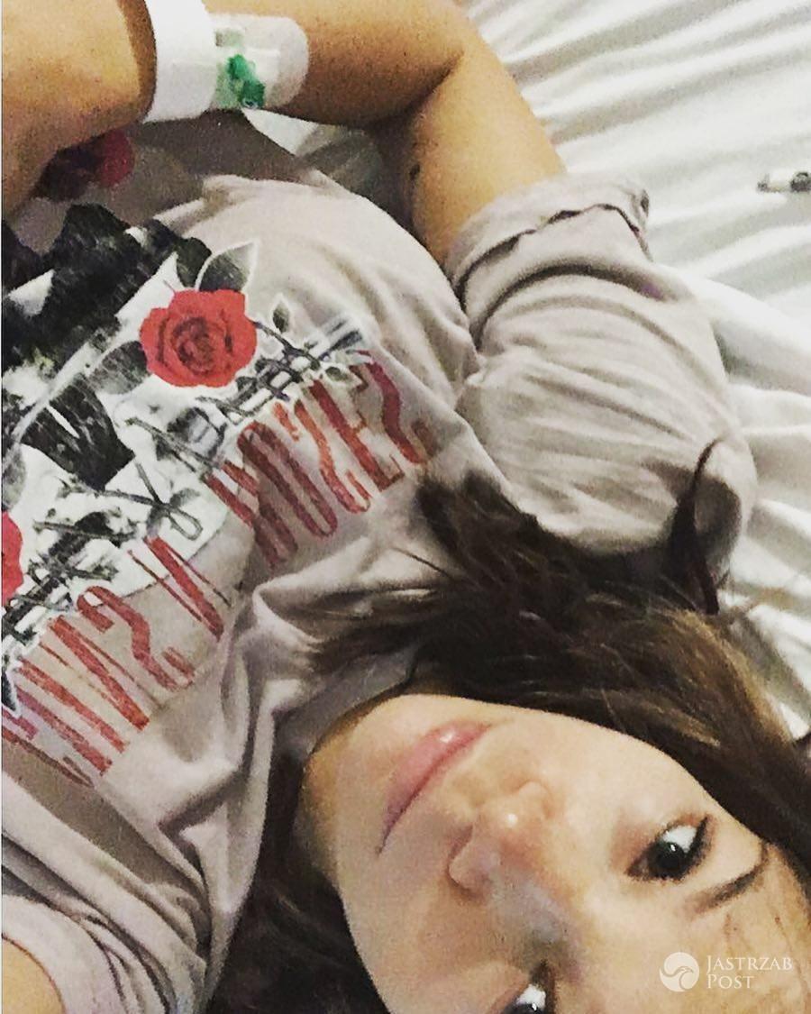 Maja Bohosiewicz trafiła do szpitala