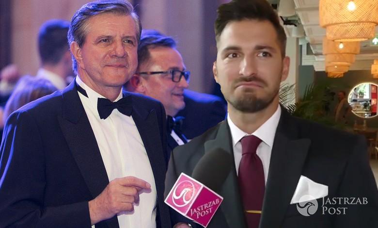 Rafał Maślak wygryzł Zygmunta Chajzera z show Polsatu