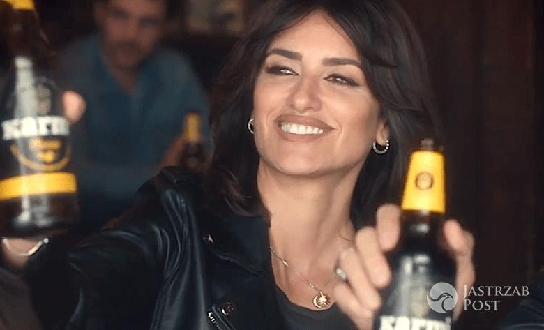 Penelope Cruz Karmi piwo reklama