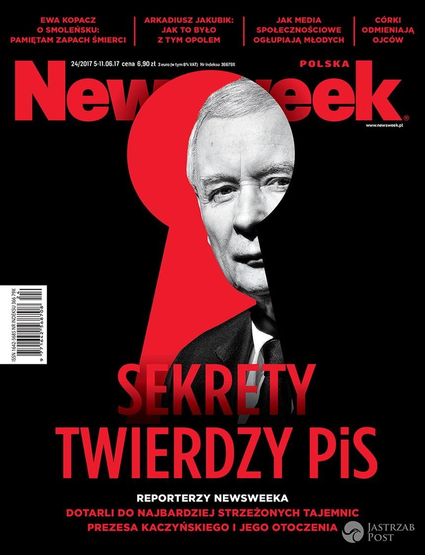 Sekretne życie Jarosława Kaczyńskiego - Newsweek