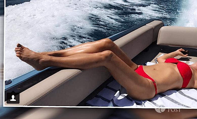 Joanna Przetakiewicz w bikini