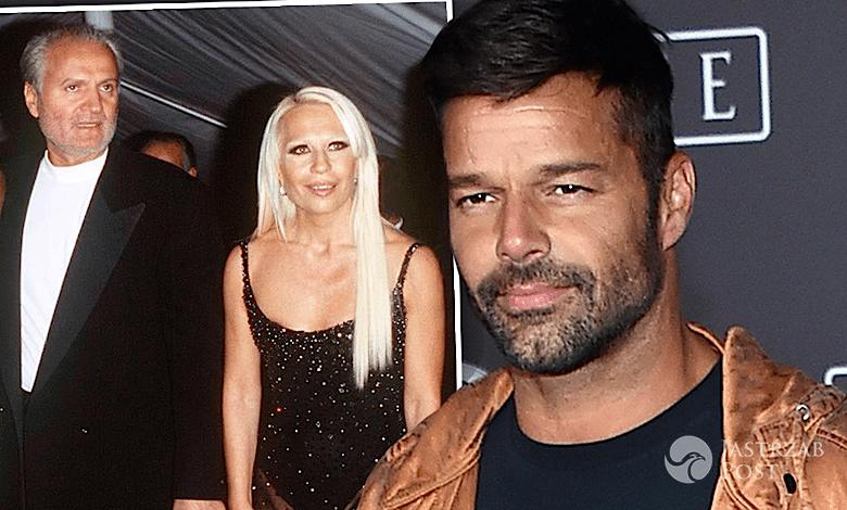 Ricky Martin serial o Versace