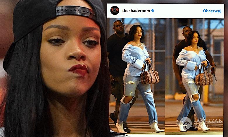 Rihanna przytyła?