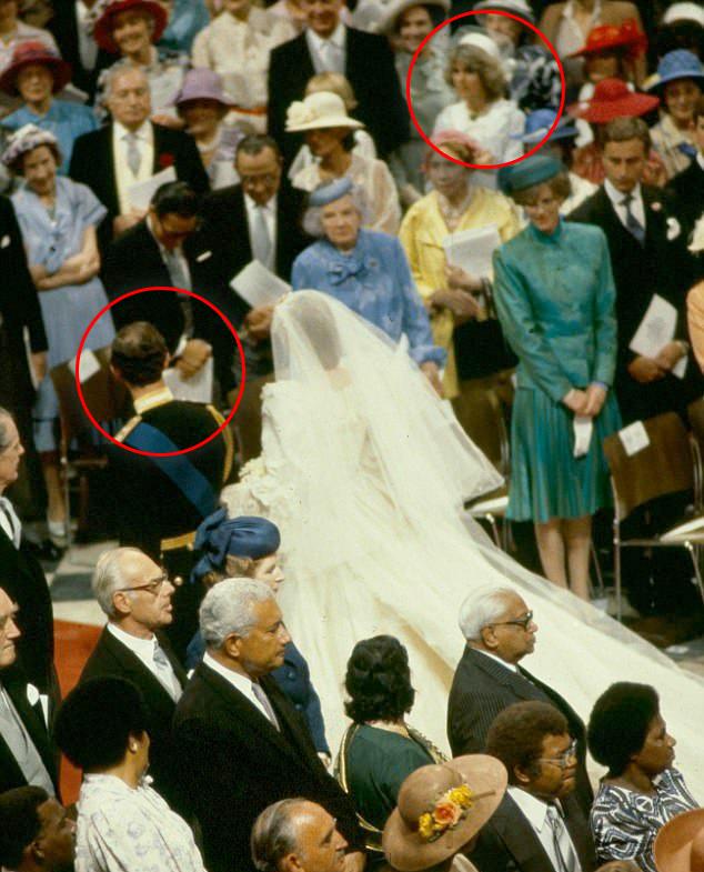 Zdjęcie (5) Tak dziś wygląda suknia ślubna księżnej Diany. Jak zmieniła się przez 40 lat? Książę William wszystko pokazał światu