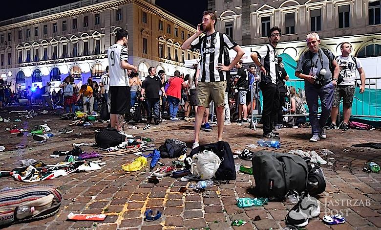 Wybuch w Turynie, ile ofiar