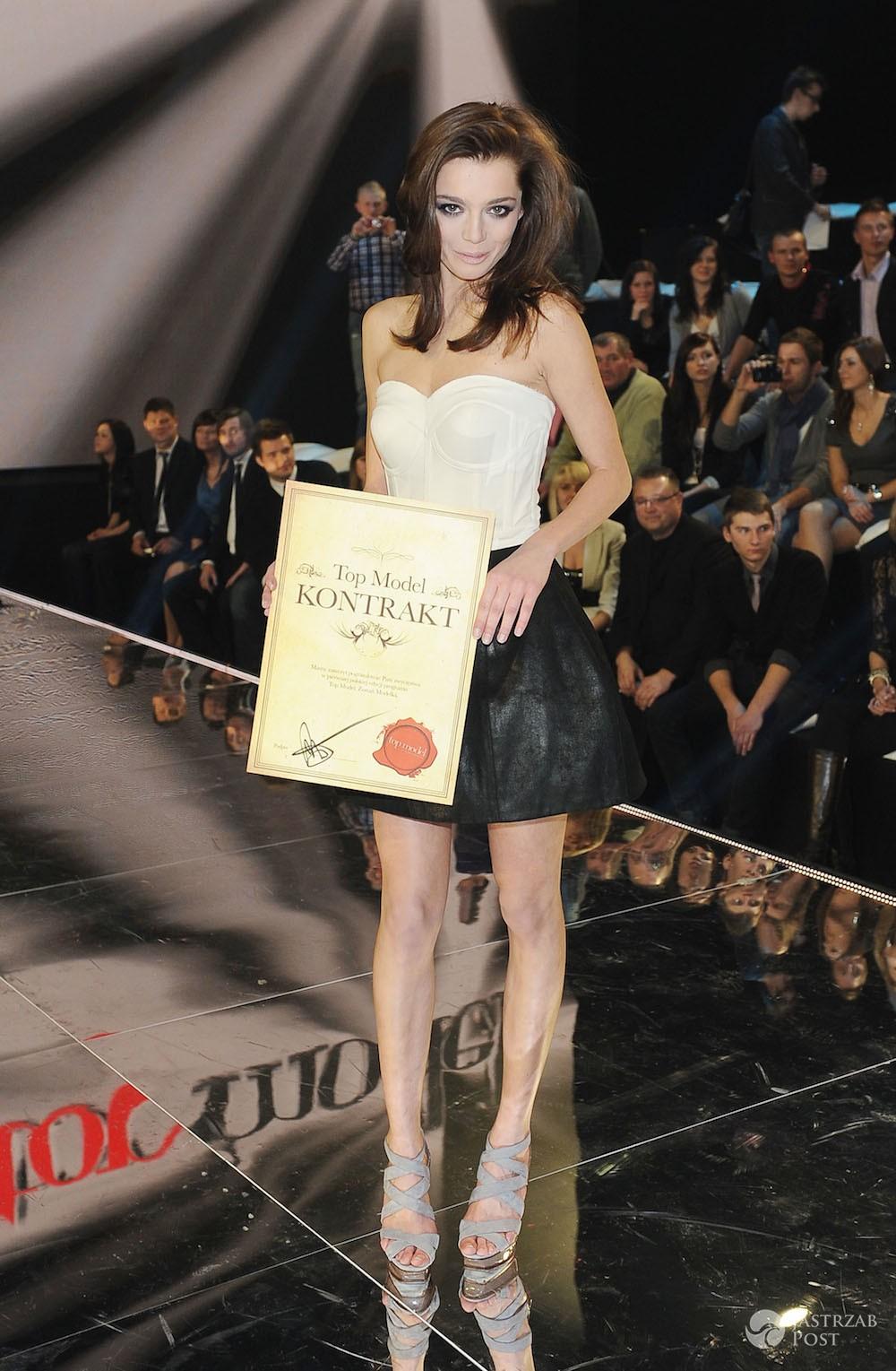 Paulina Papierska wygrała Top Model w 2010 roku
