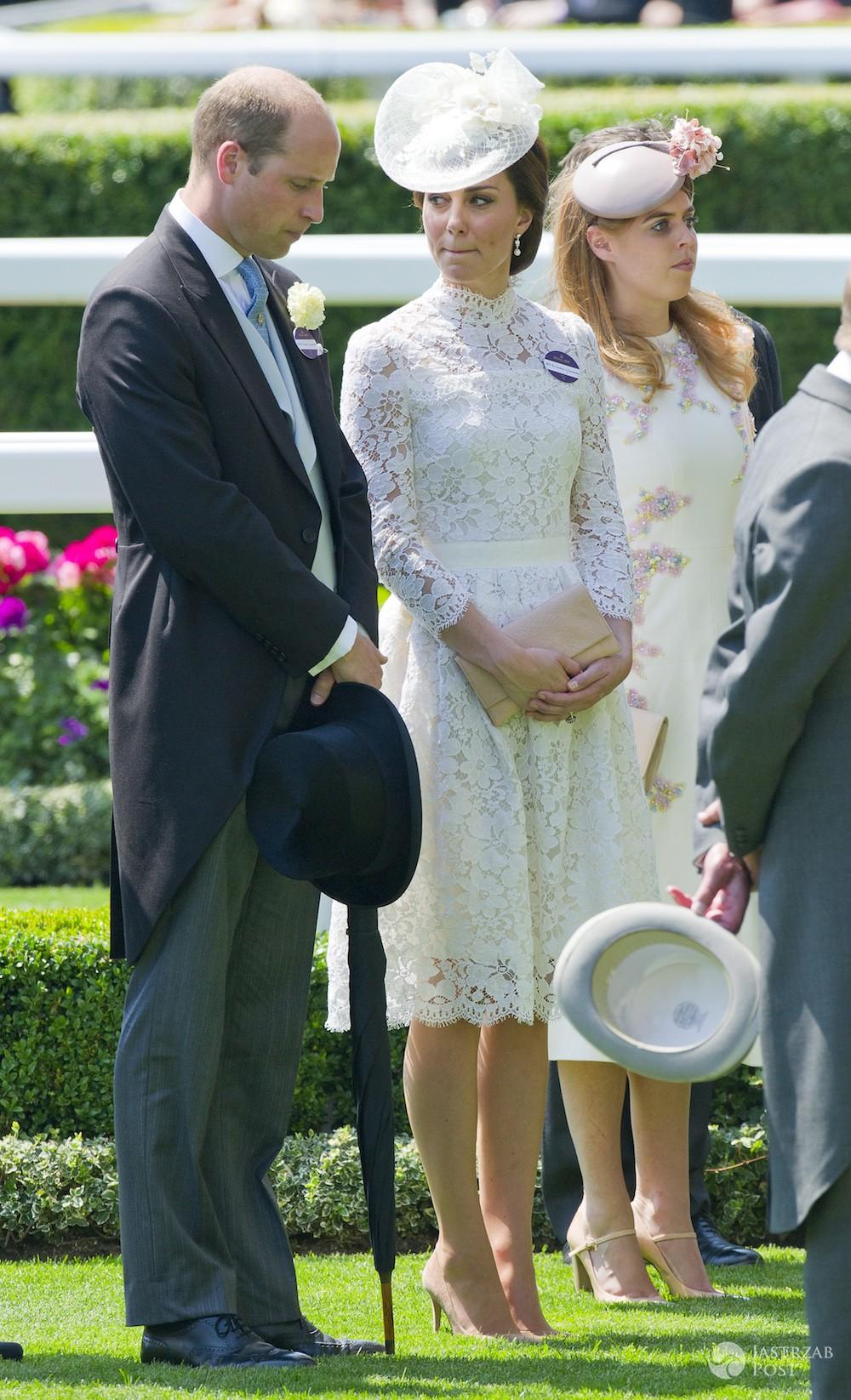 Księżna Kate zdradziła księcia Williama?