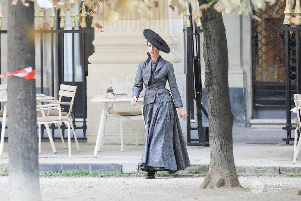 Sesja Celine Dion dla Vogue w Paryżu