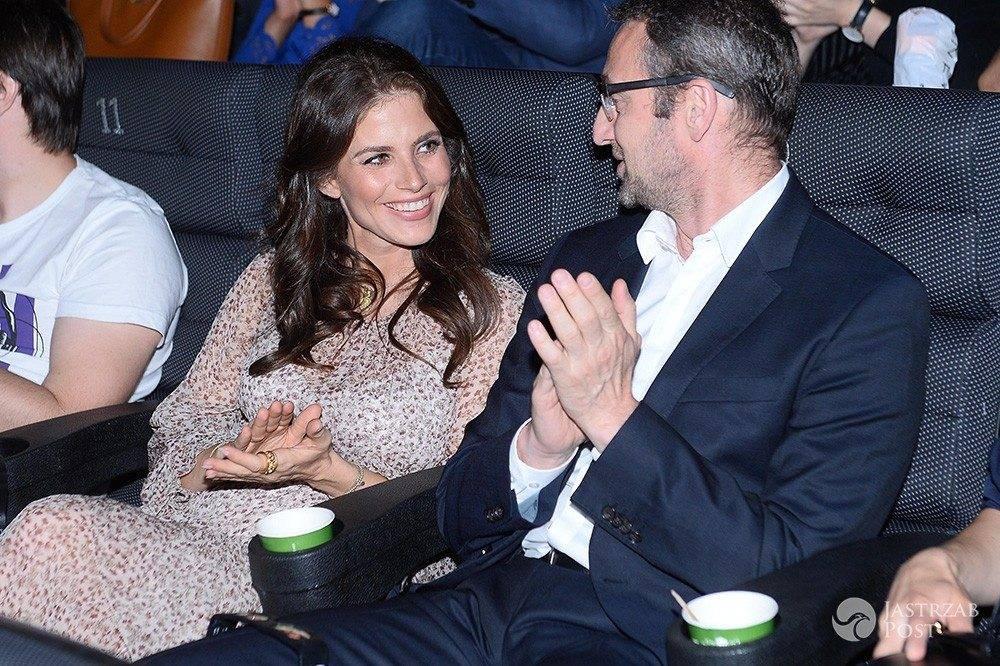 Robert Śmigielski i Weronika Rosati razem w kinie