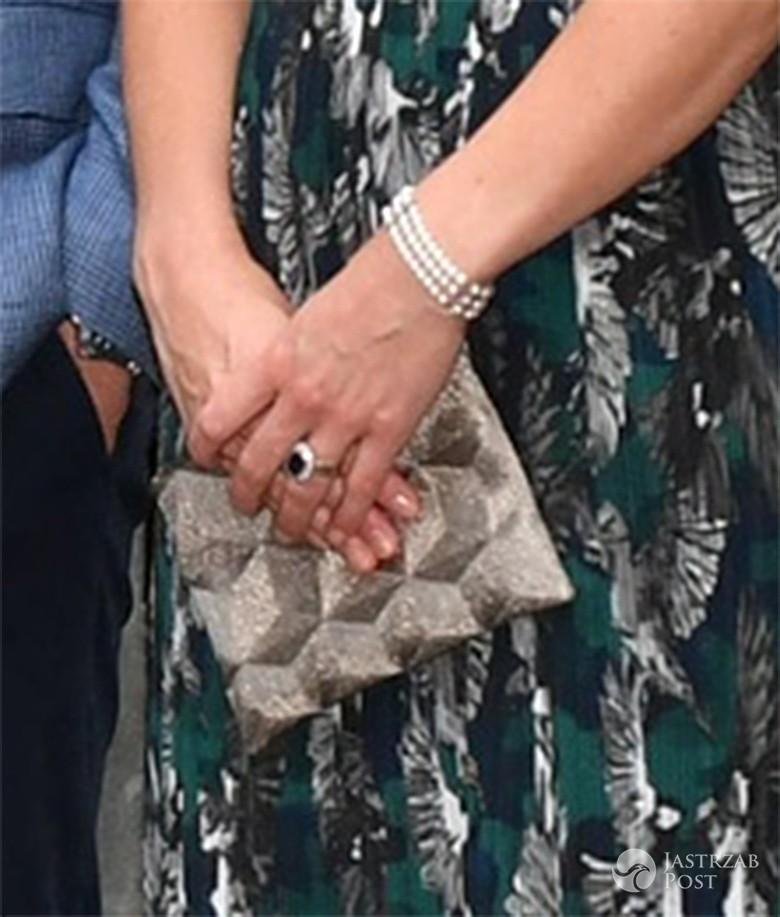 Księżna Kate w bransoletce księżnej Diany