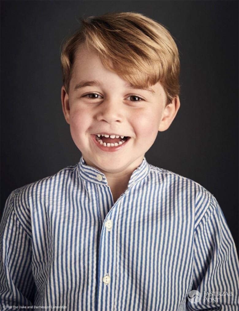 Książę George skończył cztery lata!