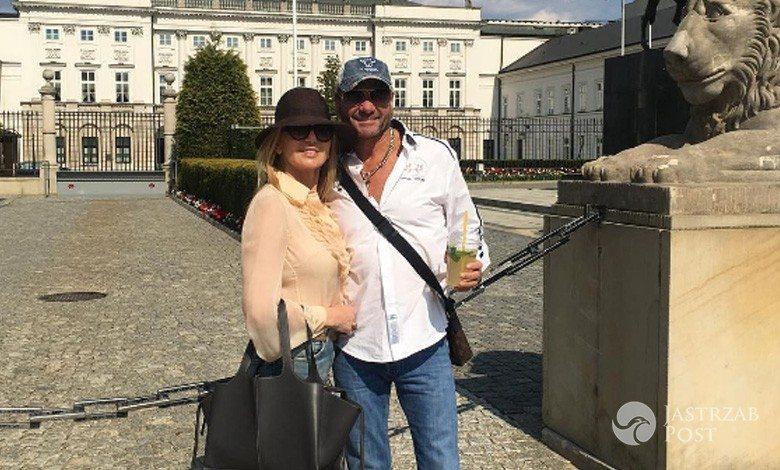 Helena Deeds z Rodrigo Iglesiasem