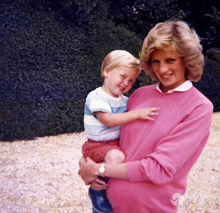 Harry i William publikują prywatne zdjęcia i filmy dotyczące księżnej Diany