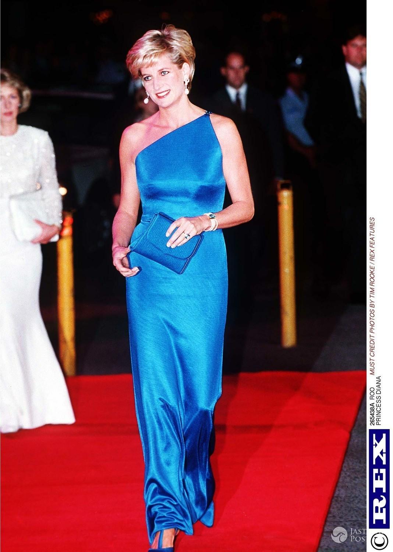 Księżna Diana w Australii